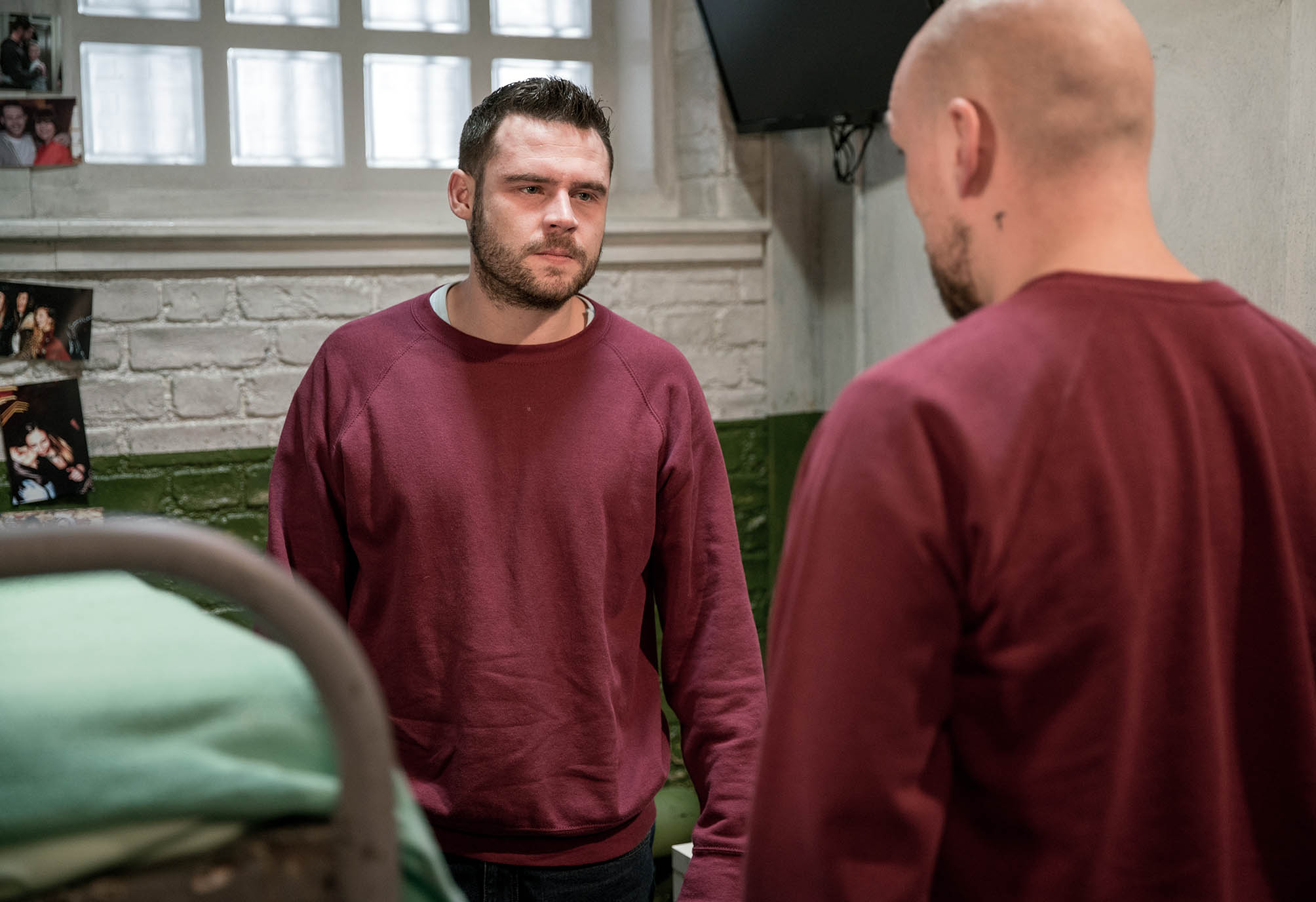 The Emmerdaily - Emmerdale Cast, Aaron Dingle (Danny Miller)