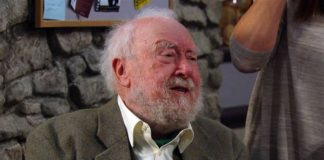 Emmerdale News: Actor Freddie Jones aka Sandy Thomas dies