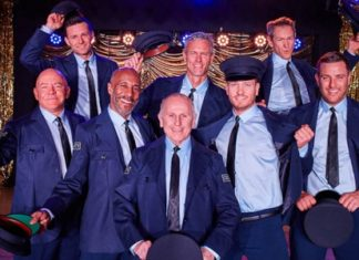 Emmerdale's Matthew Wolfenden joins The Full Monty celebrity line-up