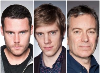 Emmerdale's Danny Miller, Ryan Hawley and John Middleton are shortlisted for TV Choice Best Actor