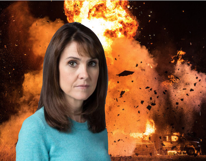 Will Emmerdale's Emma Barton claim another victim