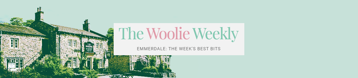 Emmerdale Review: February 2018's best (and worst) bits - Visit The Woolie Weekly - Emmerdale Review