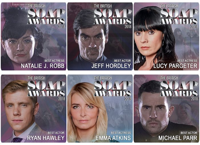 Emmerdale News: British Soap Awards Longlist Voting Open