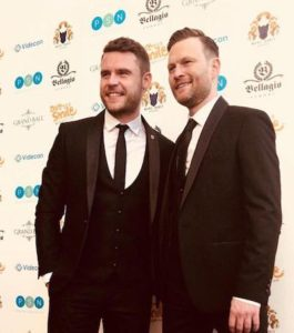 Emmerdale News: Cast glam up for Danny Miller and Once Upon a Smile Grand Ball
