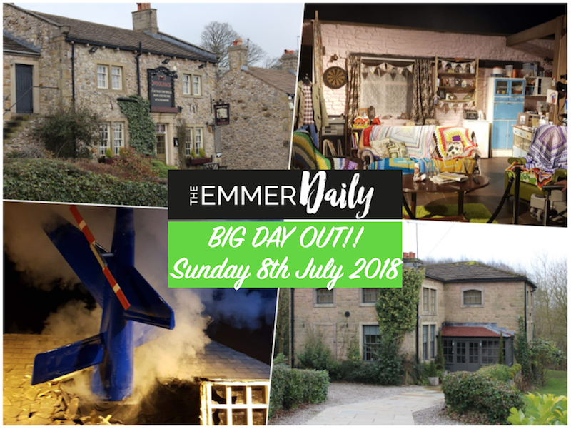 Emmerdale News - Join us for The Emmerdale Fans Big Day Out