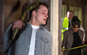 Emmerdale Spoilers: Net closes in on Lachlan White thanks to Priya Sharma