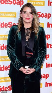 Emmerdale Spoilers: Actress Emma Atkins wants a #Vanity (happy ever after!)