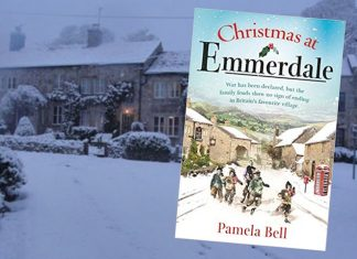 New book series Christmas at Emmerdale