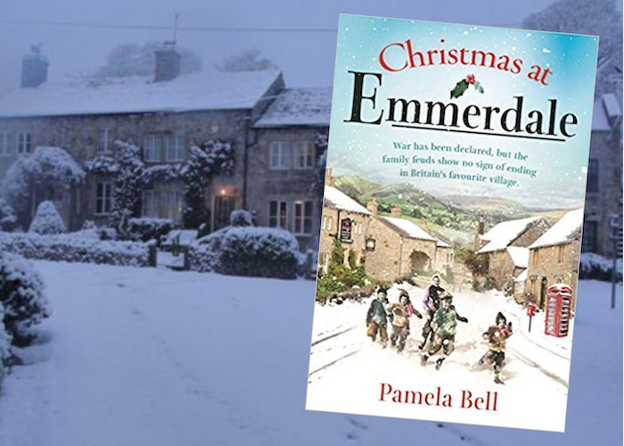 Emmerdale News: New book Christmas at Emmerdale on sale