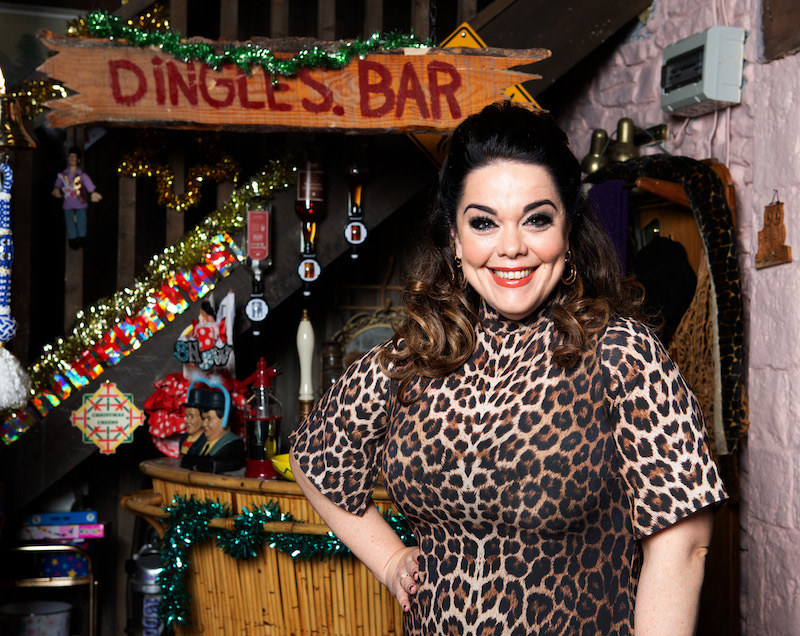 Emmerdale News: Lisa Riley aka Mandy Dingle returns to Emmerdale in 2019