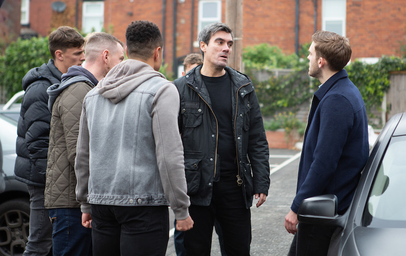 Emmerdale Spoilers: Cain Dingle attacked as his PTSD takes hold