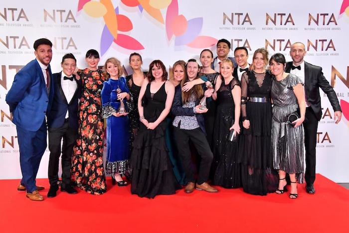 Emmerdale News: James Moore and Emmerdale win at NTAs