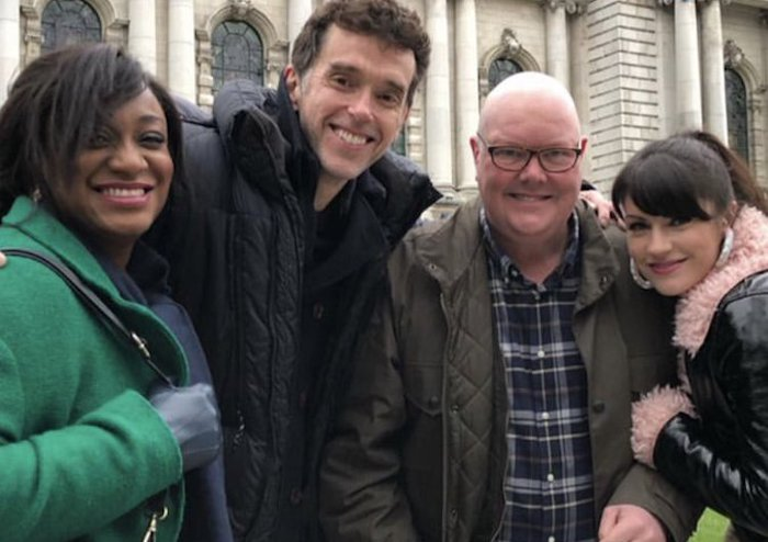 Emmerdale Spoilers: Filming for Paddy & Marlon's Belfast Adventure starts