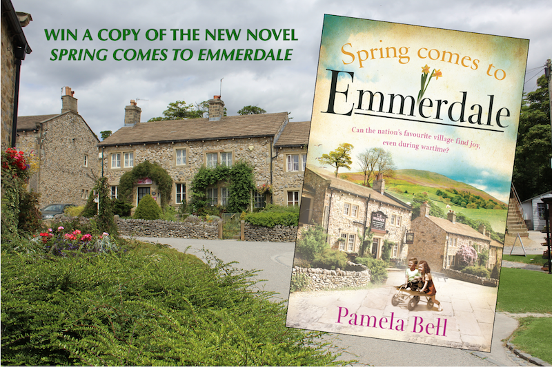 Emmerdale Competition: Win new Spring comes to Emmerdale book