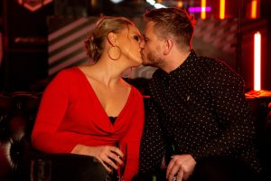 Emmerdale Spoilers: Tracy and David kiss on Big Night Out!