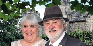 Zak and Lisa's Dingle wedding