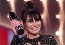 Lucy Pargeter wins Best Actress at British Soap Awards