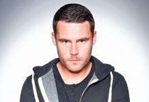Danny Miller plays Aaron Dingle in Emmerdale