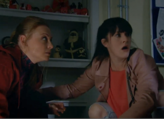 Emmerdale Spoilers: Kerry and Amy Wyatt burn down the Sharma's factory