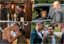 Emmerdale spoiler pictures for week 30