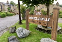 Emmerdale Village dress with the village taking a new name…