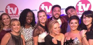 TV Choice Awards Best Soap