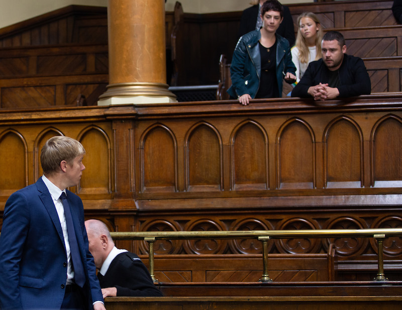 Emmerdale Spoilers: Robert Sugden in Court - First Look!