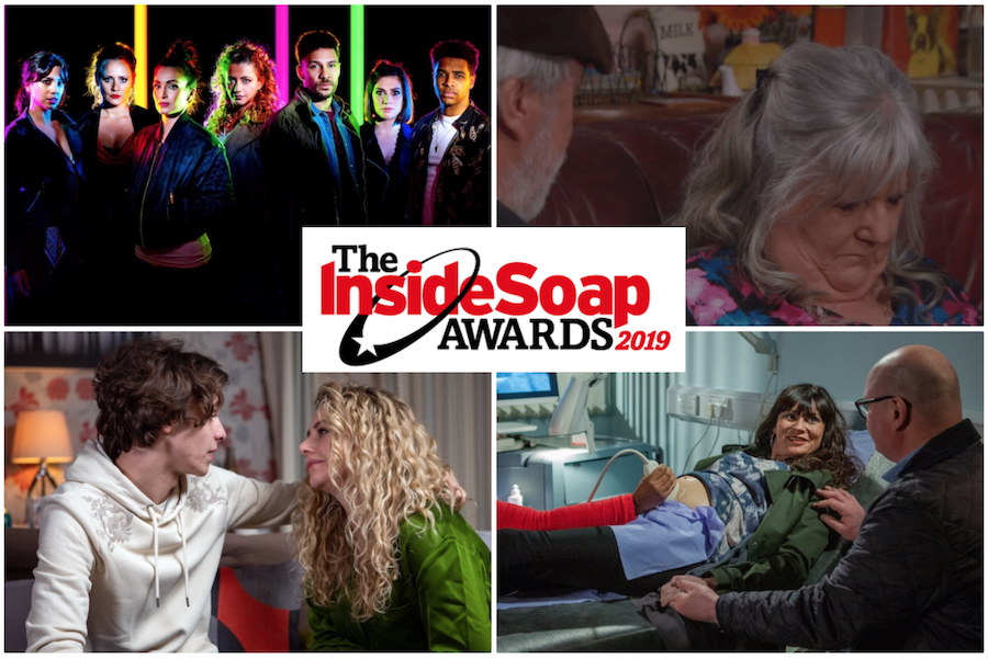 Emmerdale News: Emmerdale wins four Inside Soap Awards including Best Shock Twist
