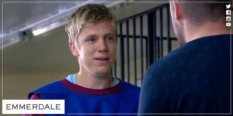 Robert Sugden jailed as Ryan Hawley departs