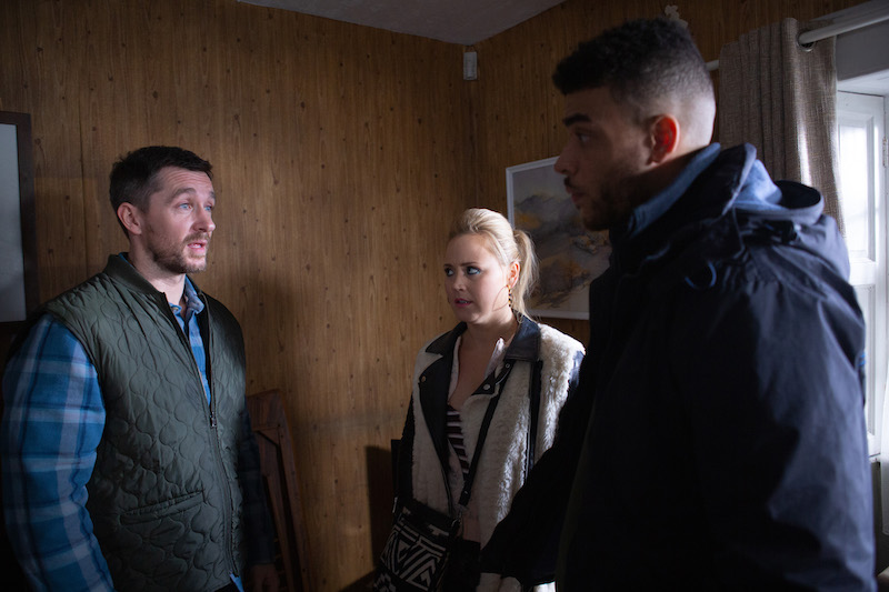 Emmerdale Soap Spoilers from 27.01.20 to 31.01.20 in 14 pictures (Wk 05)