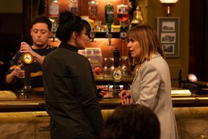 Emmerdale Spoilers: Moira Dingle and Rhona Goskirk in business! Zoe Henry interview.