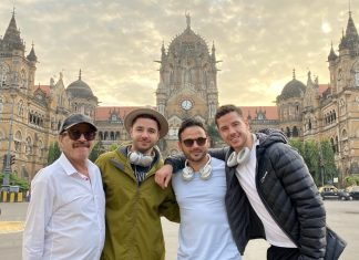 Emmerdale News: Absolutley India: Mancs in Mumbai with Adam Thomas