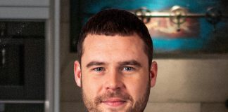 Emmerdale in lockdown, Danny Miller as Aaron Dingle