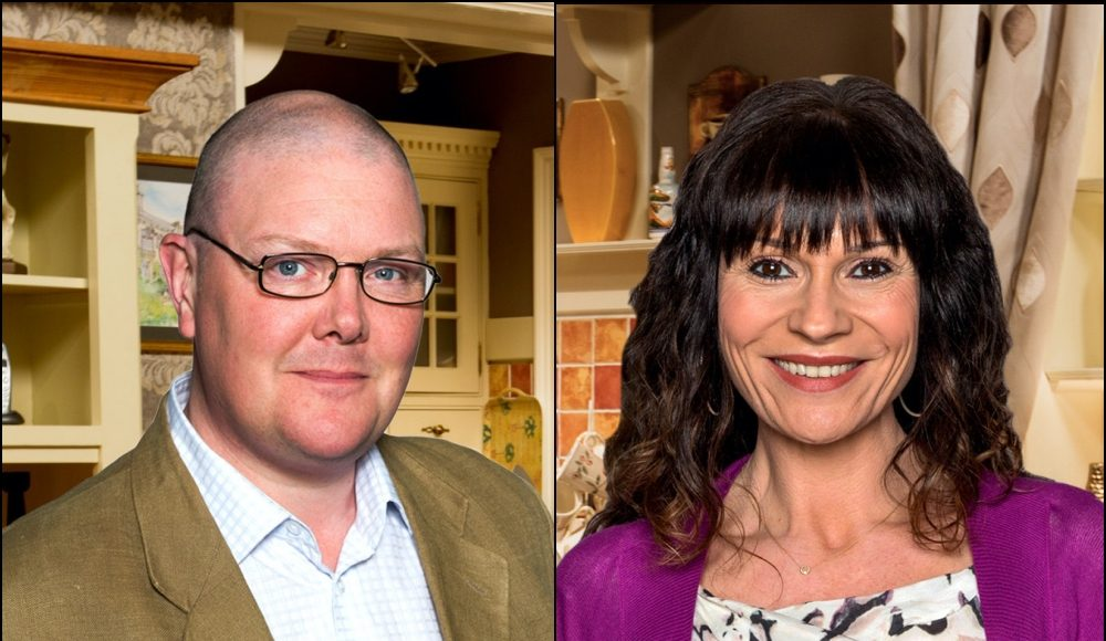 Emmerdale Lockdown: Paddy Kirk and Chas Dingle